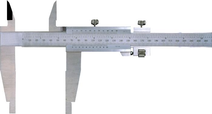 Heavy duty vernier caliper type 5