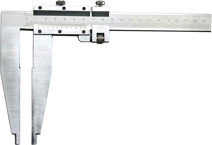 Heavy duty vernier caliper type 4