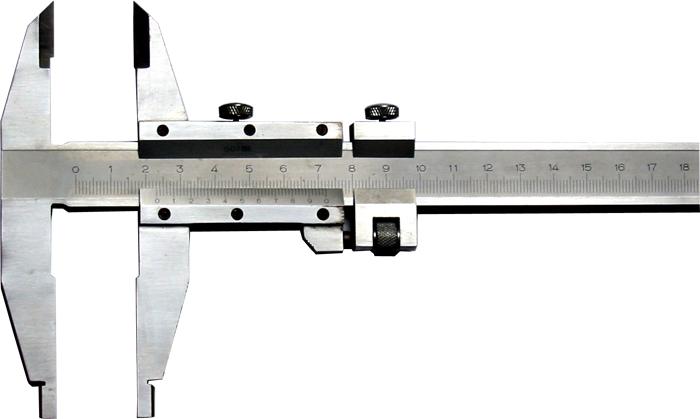 Heavy duty vernier caliper type 3