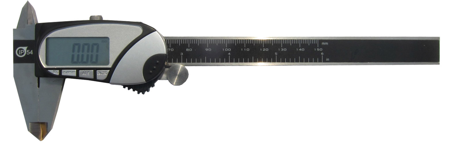 Digital vernier caliper with IP54 water proof. made of stainless steel