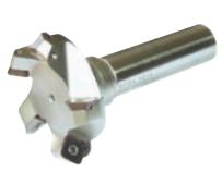 MFPN 45 straight shank cutter series